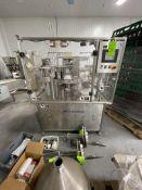 2012 ORICS ROTARY CUP FILLER, MODEL R-50, S/N SO9600, (2) 8-STATION (1) INSIDE & (1) OUTSIDE,