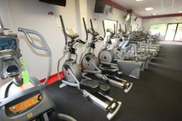 """Matrix Elliptical, Overall Dims.: Aprox. 75"""" L x 31"""" W x 72"""" H (LOCATED @ 2800 GOLDEN MILE HWY,"""