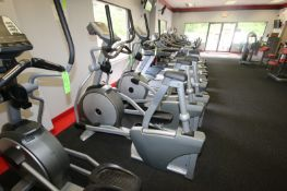 """Matrix Elliptical, Oveall Dims.: Aprox. 77"""" L x 33-1/2"""" W x 68"""" H (LOCATED @ 2800 GOLDEN MILE HWY,"""