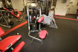 """Matrix Abdominal Cable Machine, 10-150 lbs. Weight Range on Plates, Overall Dims.: 45"""" L x 44"""" W x"""
