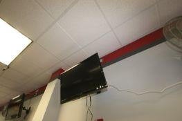 (4) Magnavok Flat Screen TVs & (1) Dynex Flat Screen TV (LOCATED @ 2800 GOLDEN MILE HWY, ROUTE
