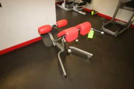 """Matrix Glute Curl Station, Overall Dims.: Aprox. 42"""" L x 31"""" W x 33"""" H (LOCATED @ 2800 GOLDEN MILE"""