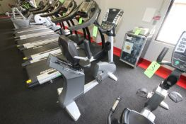 """Matrix Stationary Bike, with Adjustable Seat, Overall Dims.: Aprox. 56"""" L x 30"""" W x 54"""" H (LOCATED @"""