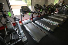"""Matrix Ultimate Deck Treadmill, Overall Dims.: Aprox. 84"""" L x 30-1/2"""" W x 57"""" H, 110-120 VAC ("""