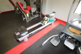 """Water Rower, Overall Dims.: Aprox. 88"""" L x 24"""" W x 27"""" H (LOCATED @ 2800 GOLDEN MILE HWY, ROUTE 286,"""