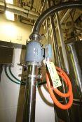 Foxboro In-Line MagEXPERT Flow Transmitter, I/A Series, M/N IMT96-SEADB1ON-A, 120 VAC 110 VA MAX,