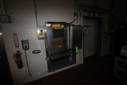 (2) S/S Computer Enclosure, with Adjustable Swing Arm (LOCATED IN CHAMPAIGN, IL)