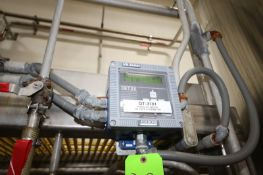 Foxboro In-Line Flow Meters, I/A Series, with Digital Read Out (LOCATED IN CHAMPAIGN, IL)