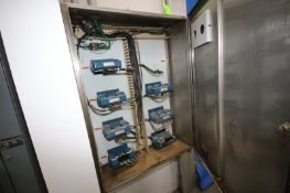 S/S Control Cabinet, with (7) MTE Reactors (LOCATED IN CHAMPAIGN, IL)
