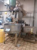 SIVETZ ONE BAG COFFEE ROASTER WITH AFTER BURNER (Rigging Fee: $3000) (LOCATED IN MADISON, WI)