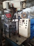 ALL FILL SINGLE HEAD AUTOMATIC AUGER FILLER, MODEL SHA, S/N 1273490 (LOCATED IN MT. PLEASANT, WI)