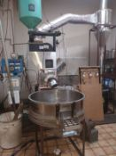 SIVETZ 1/2 BAG COFFEE ROASTER (Rigging Fee: $2000)(LOCATED IN MADISON, WI)