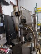 2015 LORING BATCH COFFEE ROASTER, MODEL S35, S/N 001030, 77 LB / 35 KG BATCH SIZE, 300K BTU/HR