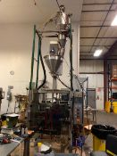 MATRIX FORM FILL SEAL MACHINE, MODEL 200915-P, S/N 00257, 240V, 3 PHASE (LOCATED IN MADISON, WI)