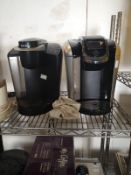 (2) KEURIG COFFEE MACHINES (LOCATED IN MADISON, WI)
