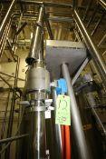Krohne In-Line Flow Meter, M/N SC 150, with (2) Krohne Digitial Read Outs