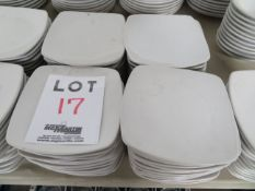 """LOT including plates 7 1/4"""" x 7 1/4"""" (64)"""