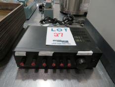 TORTECH PA Amplifier