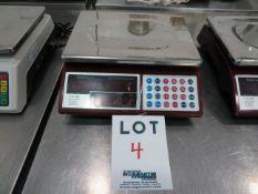 CAMRY Electronic scale Mod: ACS-15-JE21