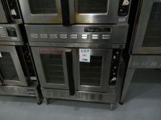"BLODGETT oven (dual flow) approx. 38""w x 37""d x 39""h"