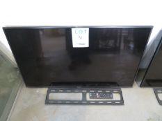 """SONY 43"""" TV w/ wall bracket, Mod: KD43X750F"""