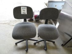 LOT including Steno chairs (2)