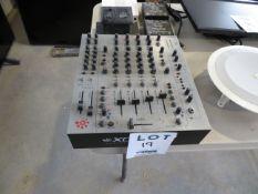 ALLEN & HEATH sound mixer, XONE 92