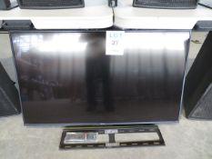 """SONY 49"""" TV w/ wall bracket, Mod: KD49X750F"""