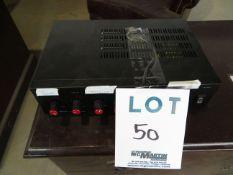 TORTECH amplifier
