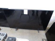 """SONY 70"""" TV w/ base stand, Mod: XBR-70X830F"""
