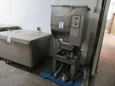 HOBART mixer/grinder, Mod: 4346 SS, 208 Volts, 3 phase