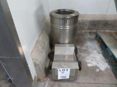 HENNY PENNY breading machine, Mod: BM-110, 115 Volts, 1 phase