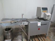 BIZERBA scale machine, Mod: GV, 120 Volts, 60 HZ