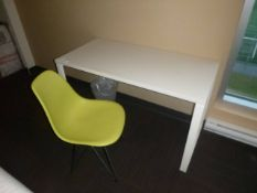 Herman Miller Desk With Chair