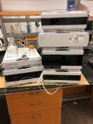 Agilent Technologies G311B HPLC-DAD 1260 Infinity Capillary LC System