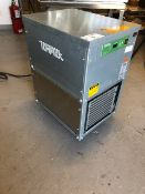 Temptek CF-.33A-R134 A Small Air-Cooled Portable Water Chiller