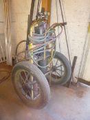 Ocy / Act cart (no torch)