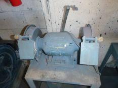 Mastercraft Bench grinder