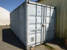 2012 Shipping container