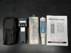 Reed/Oakton/Omega (3) Pen Type Conductivity Meters