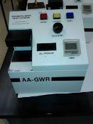 1999 AA-GWR Model 250 Gravimetric Water Retention Meter