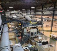 2000 Valmet Metso 30'' Valmet Metso High Speed Pilot Coating Line / Complete Plant