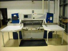 2001 Wohienberg 115MM 45'' Paper Guillotine Cutter