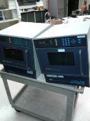CEM Labwave 9000 (2) Microwave Moister / Solids Analyzers