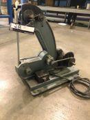 Wilton Model 4000, 1 inch Belt Sander, S/N P9506