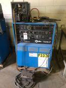 Miller Model Syncrowave 350 350-Amp Welder, S/N KB040061, (1991); with Miller Model Coolmate 3