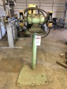 Specially Manufactured Pedestal Grinder