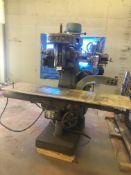 Gorton Model MLF MULTI-SPE3393 Vertical Milling Machine, S/N 37510, 3 hp; with Push-Button