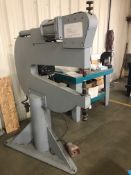 "ATI Industries Model AT256SS 36"" Hot Riveter, S/N 26433, (1980); with Thermomatic Dimpling"