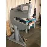 """ATI Industries Model AT256SS 36"""" Hot Riveter, S/N 26433, (1980); with Thermomatic Dimpling"""